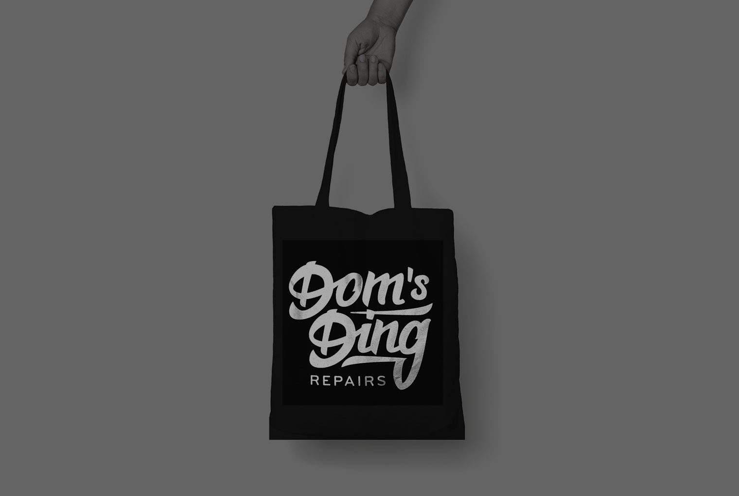 Doms Ding Repairs Bag