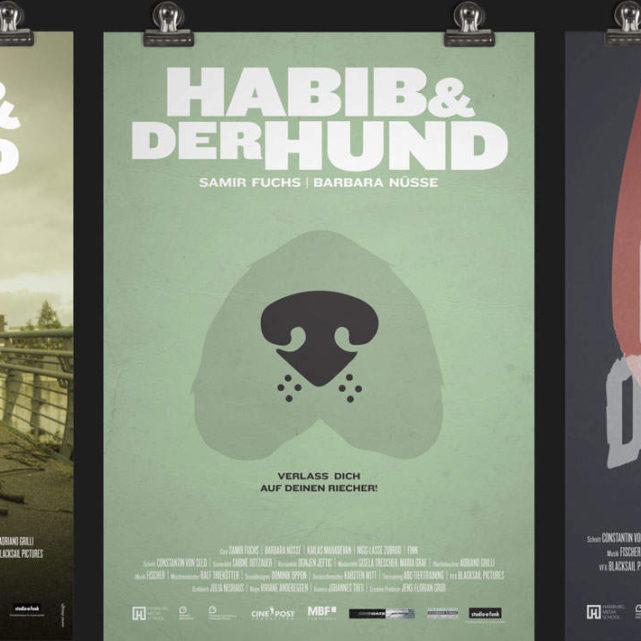 Post Habib und der Hund