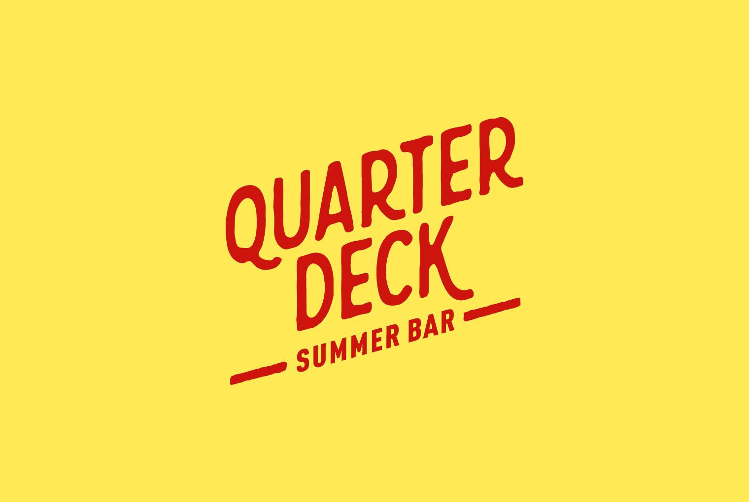 Quarterdeck Summerbar Logo