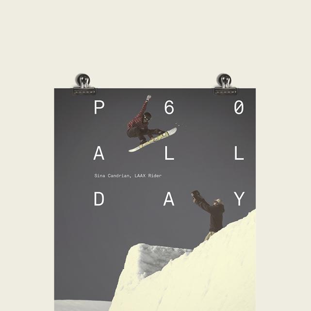 Snowpark Laax – Cover