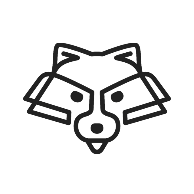 Star Raccoon – Logo