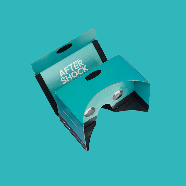 WaterAid – VR Google Cardboard