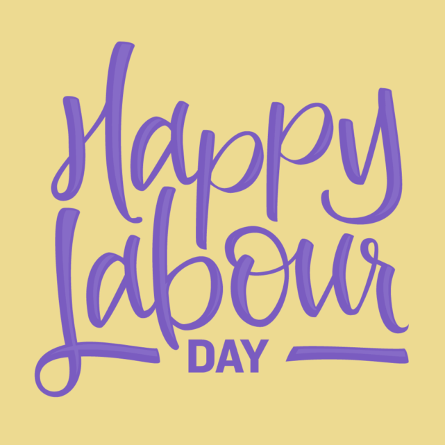 Swiwi Design – Labour Day
